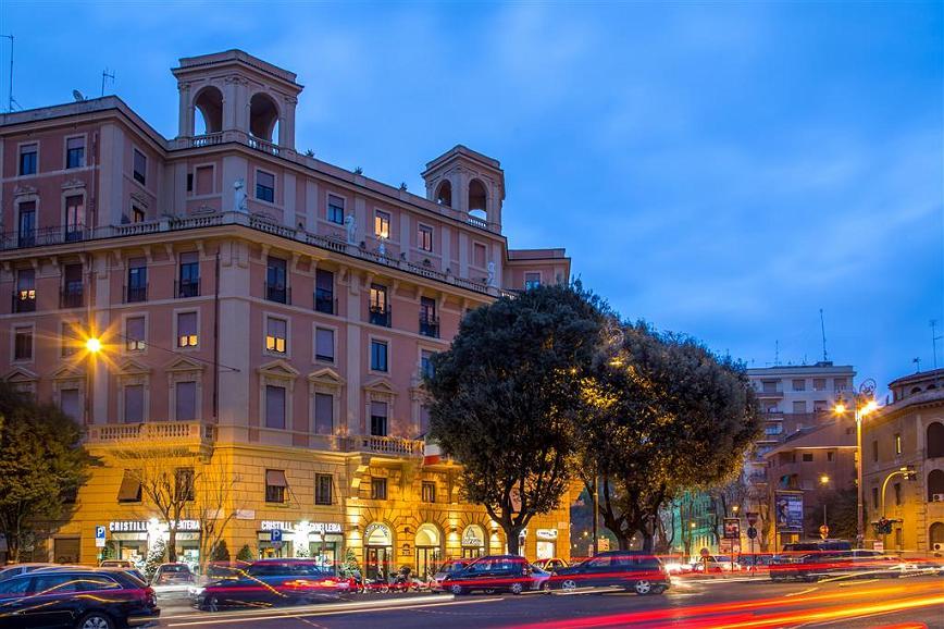 Best Western Hotel Astrid - Außenansicht