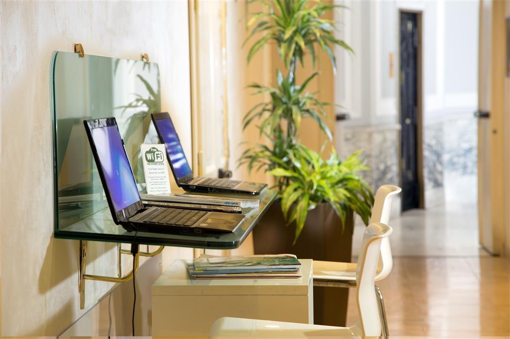 Best Western Hotel Astrid - Business Center