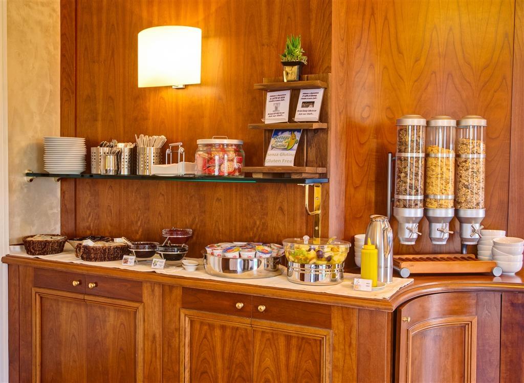 Best Western Hotel Astrid - Area colazione