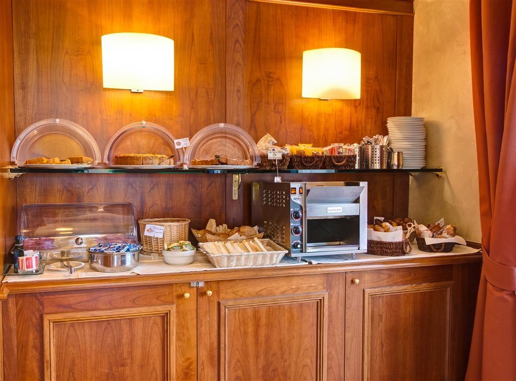 Best Western Hotel Astrid - Salle de petit déjeuner