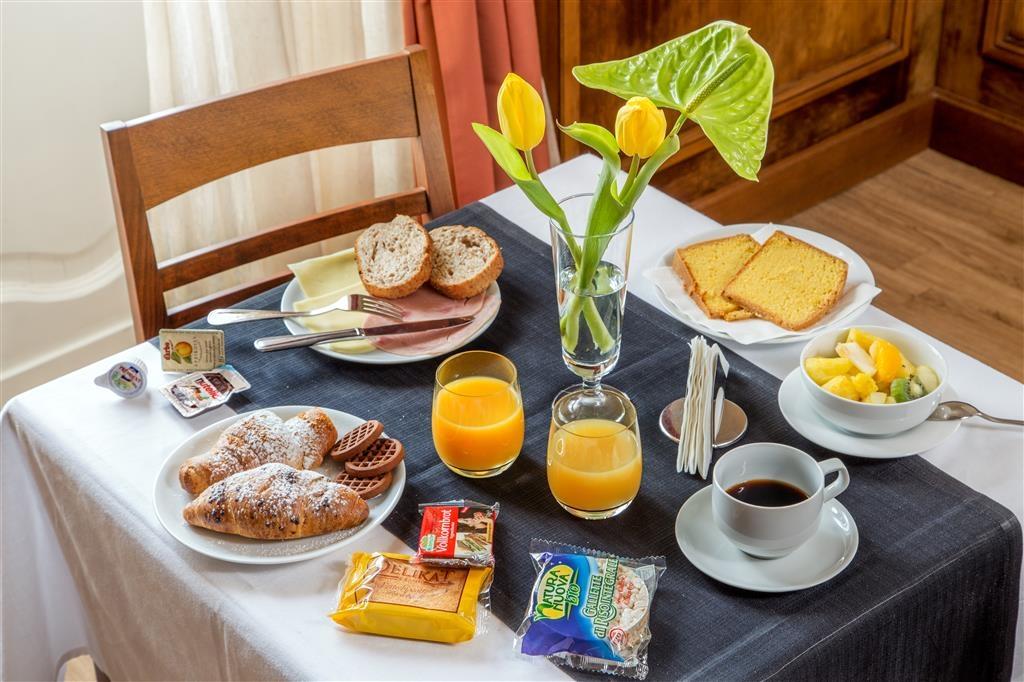 Best Western Hotel Astrid - Breakfast Area