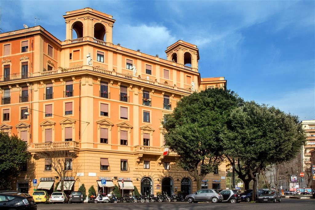 Best Western Hotel Astrid - Exterior