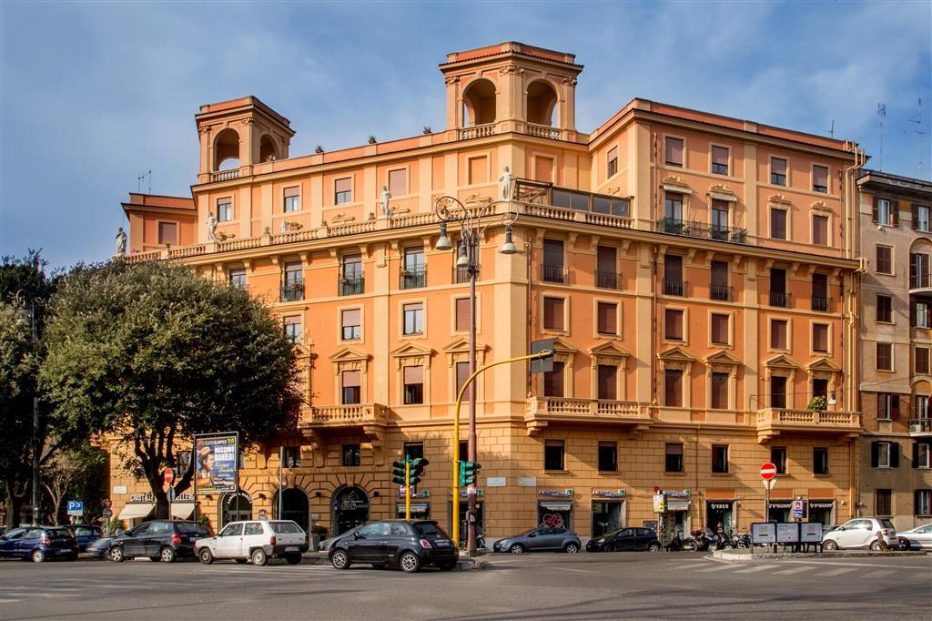 Best Western Hotel Astrid - Vue de l'extérieur