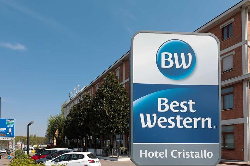 Best Western Hotel Cristallo - Aussenansicht