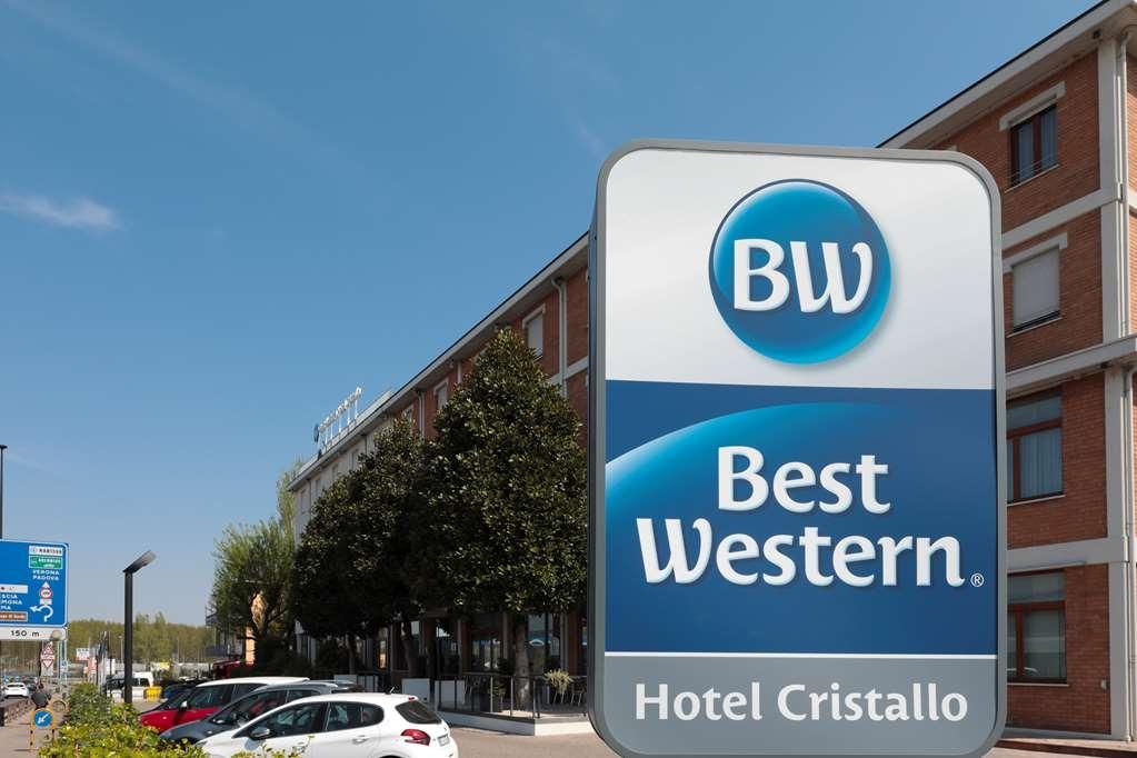 Best Western Hotel Cristallo - Facciata dell'albergo