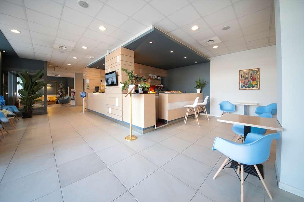 Best Western Hotel Cristallo - Vue du lobby