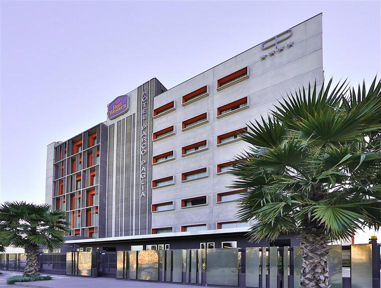 Best Western Hotel Parco Paglia - Façade