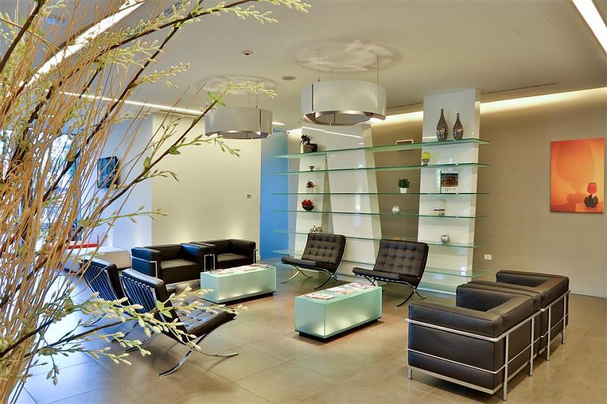 Best Western Hotel Parco Paglia - Vue du lobby