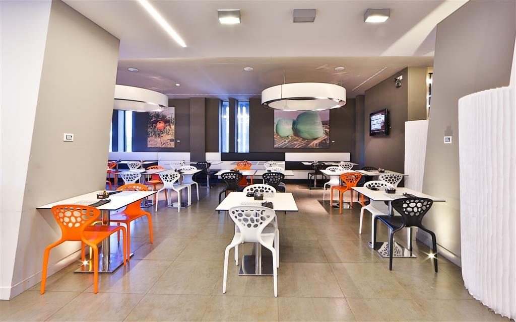 Best Western Hotel Parco Paglia - Breakfast Area
