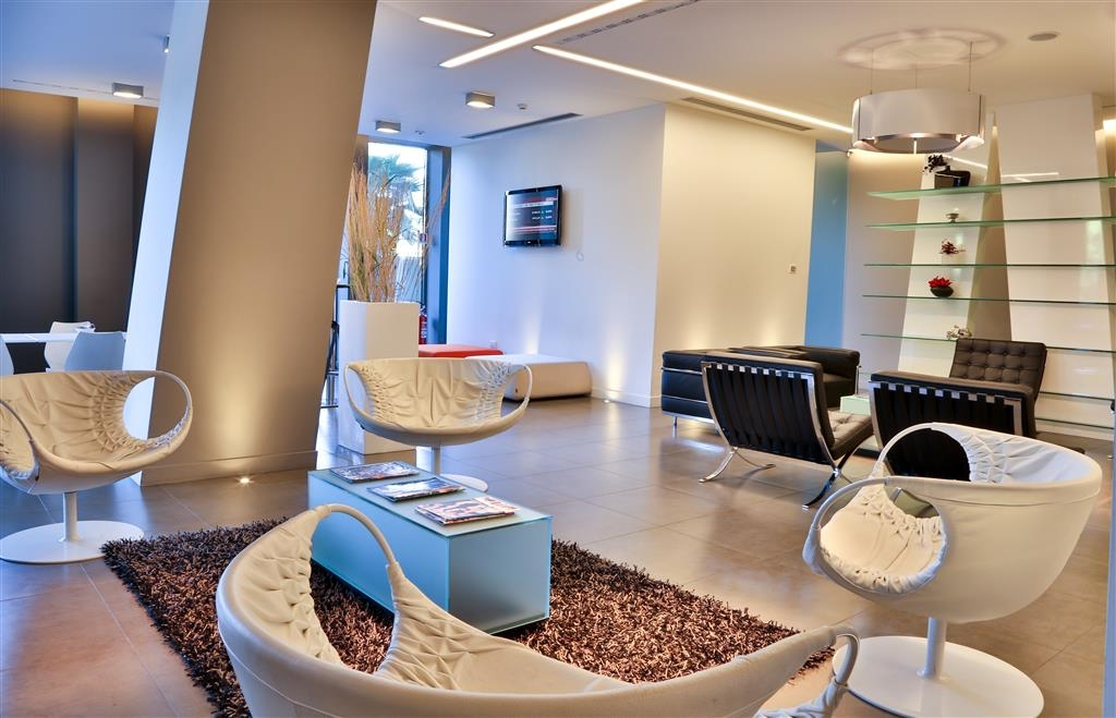 Best Western Hotel Parco Paglia - Lobby