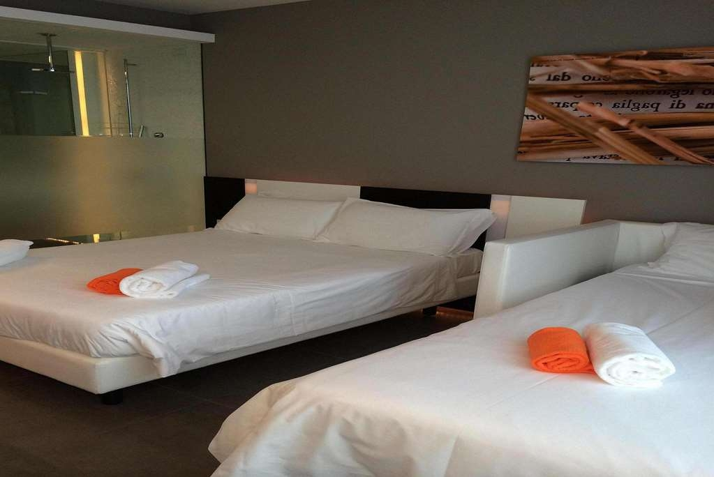 Best Western Hotel Parco Paglia - Chambres / Logements