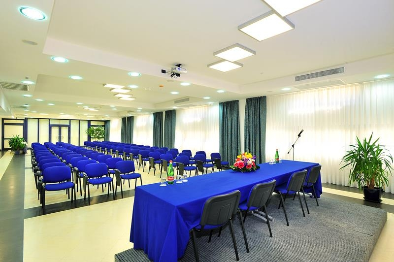 Best Western Blu Hotel Roma - North Star Meeting Room Best Western Blu Hotel Roma