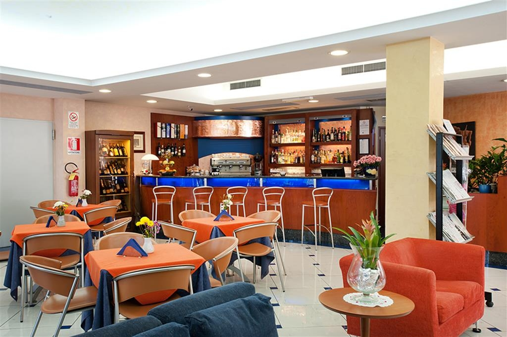 Best Western Blu Hotel Roma - Bar/Lounge