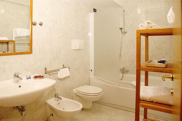 Best Western Blu Hotel Roma - Salle de bains