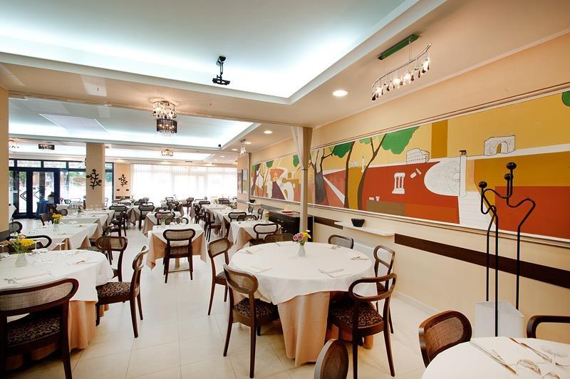 Best Western Blu Hotel Roma - Restaurant