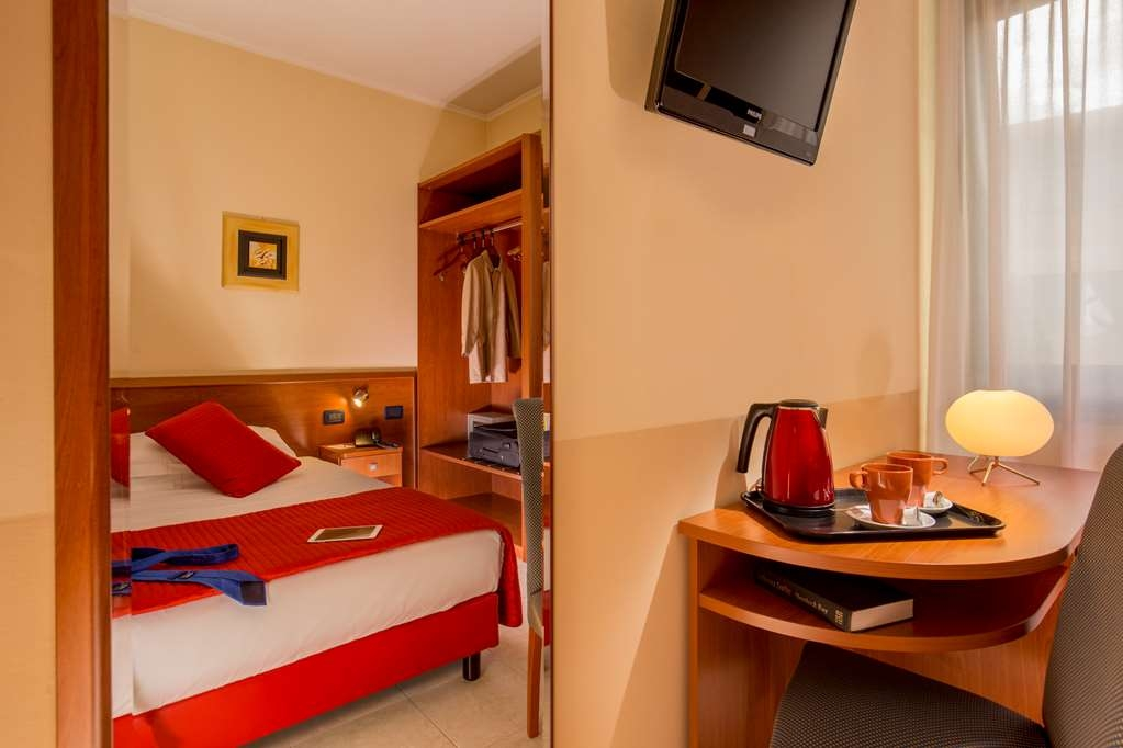 Best Western Blu Hotel Roma - Chambres / Logements