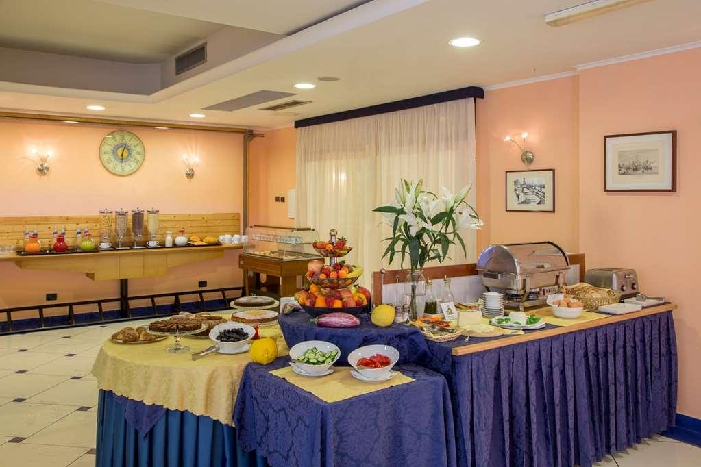 Best Western Blu Hotel Roma - Salle de petit déjeuner