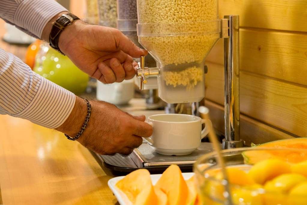 Best Western Blu Hotel Roma - Restaurant / Etablissement gastronomique