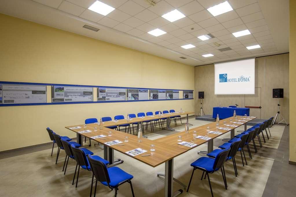 Best Western Blu Hotel Roma - Salle de réunion