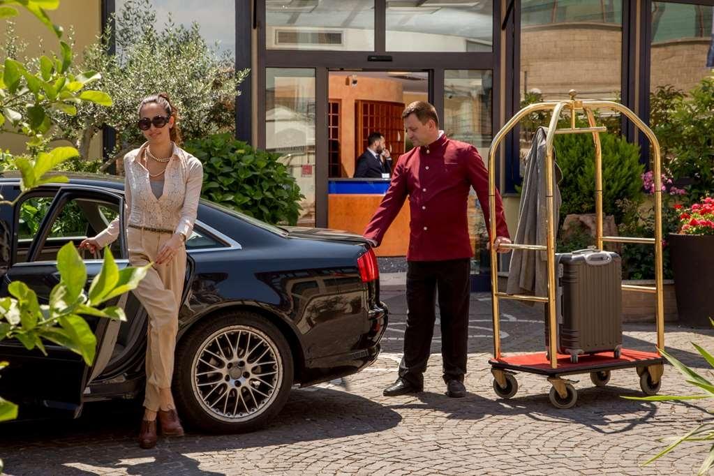 Best Western Blu Hotel Roma - Vue de l'extérieur
