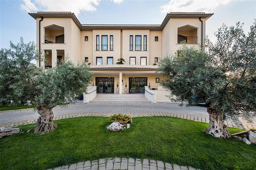 Best Western Premier Villa Fabiano Palace Hotel - Area esterna