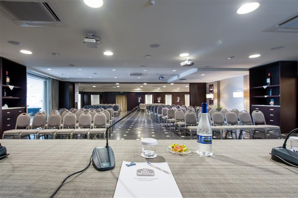 Best Western Premier Villa Fabiano Palace Hotel - Meeting Room
