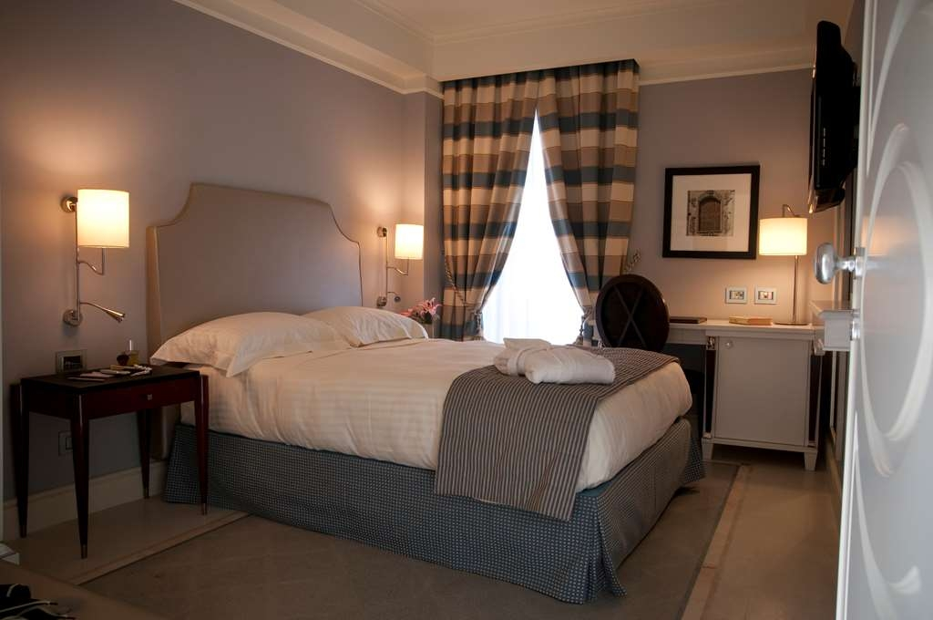 Best Western Premier Villa Fabiano Palace Hotel - Single Bed, French Bed