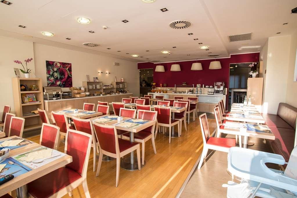 Best Western Palace Inn Hotel - Breakfast Area