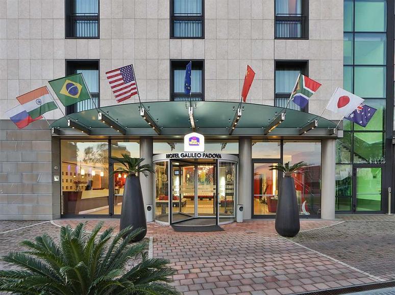 Best Western Plus Hotel Galileo Padova - Außenansicht