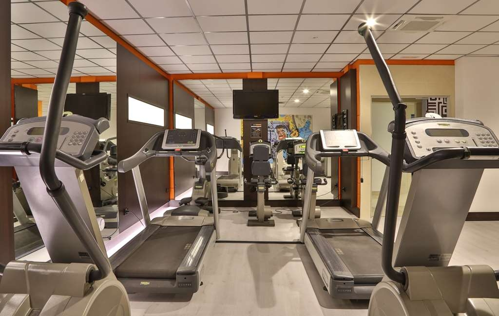 Best Western Plus Hotel Galileo Padova - Sala fitness