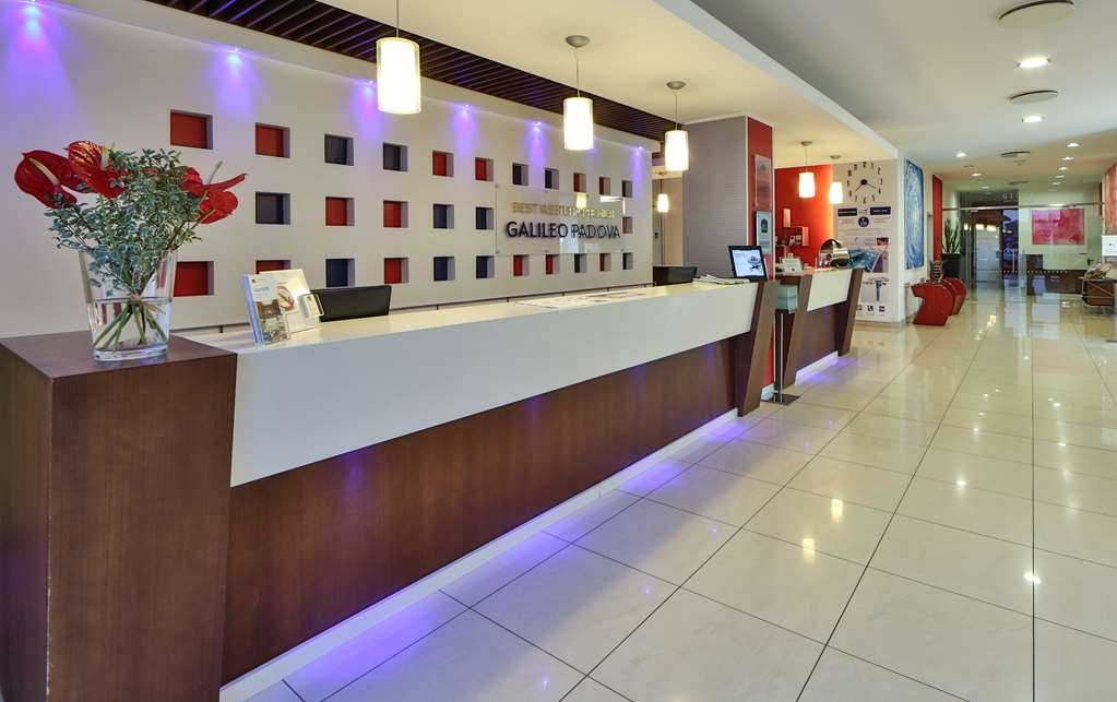 Best Western Plus Hotel Galileo Padova - Hall