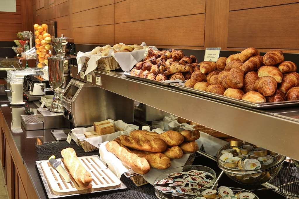 Best Western Plus Hotel Galileo Padova - Breakfast area - buffet