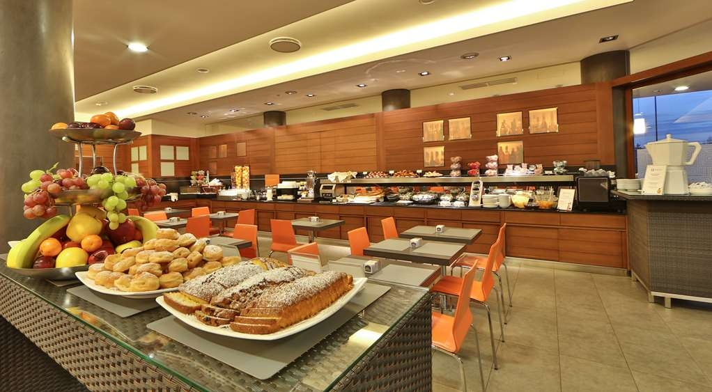 Best Western Plus Hotel Galileo Padova - Breakfast area