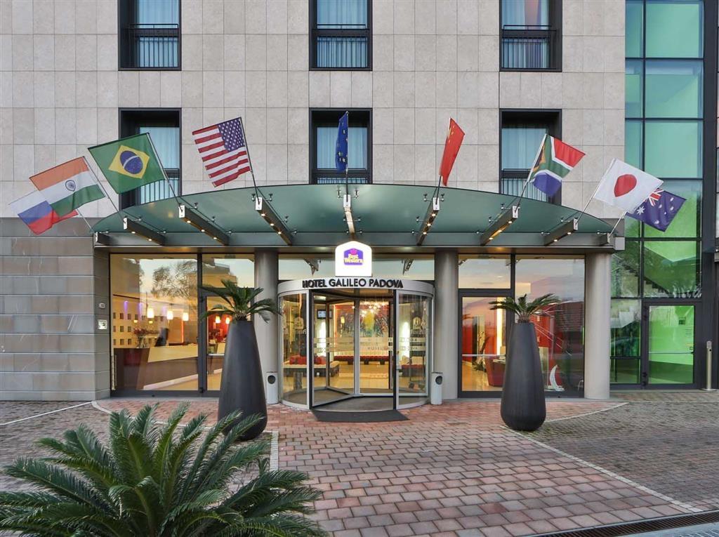 Best Western Plus Hotel Galileo Padova - Vista exterior