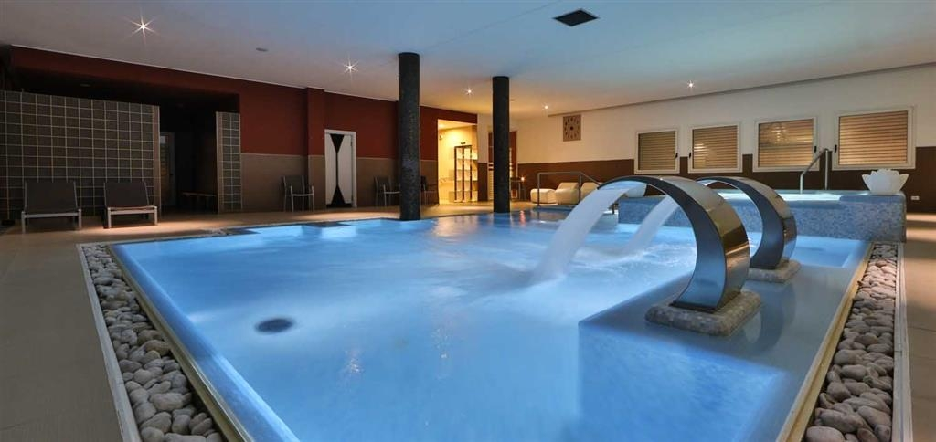 Best Western Plus Hotel Galileo Padova - Indoor Pool