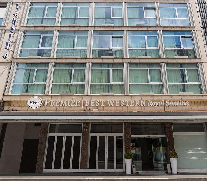 Best Western Premier Hotel Royal Santina - Hotel Exterior