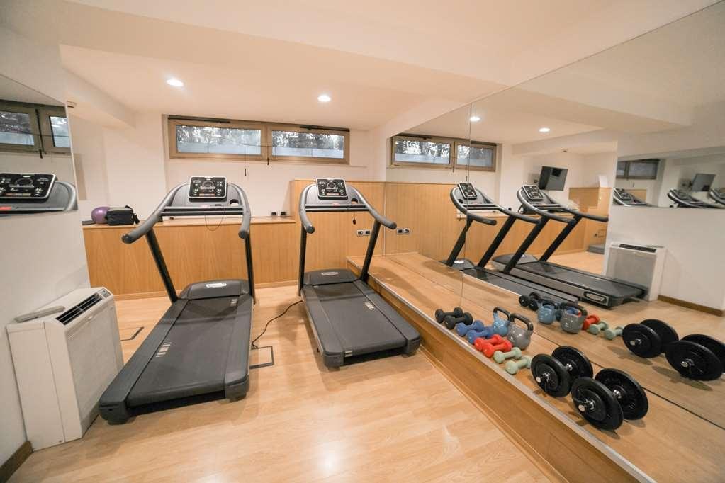Best Western Premier Hotel Royal Santina - Fitness