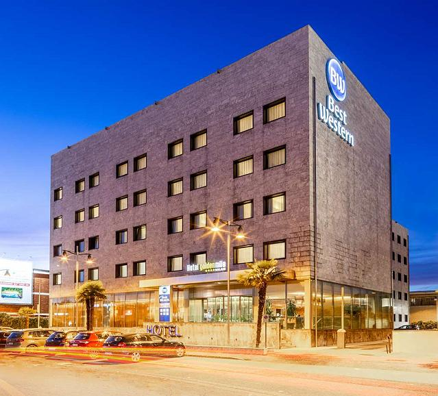 Best Western Hotel Goldenmile Milan - Aussenansicht