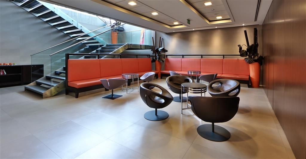 Best Western Hotel Goldenmile Milan - Hotel Lobby