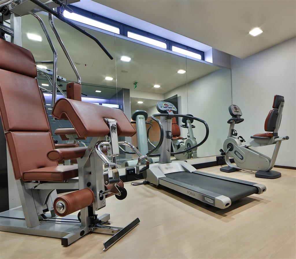 Best Western Hotel Goldenmile Milan - exercise chambre