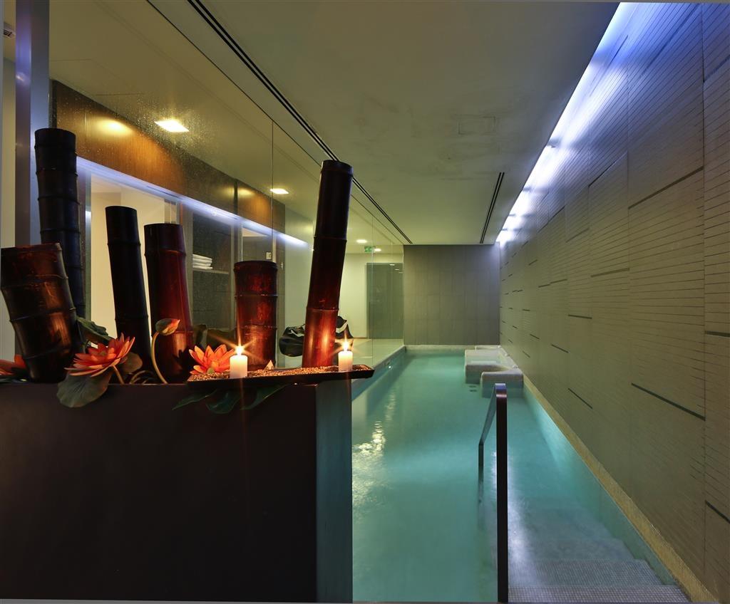 Best Western Hotel Goldenmile Milan - Poolansicht