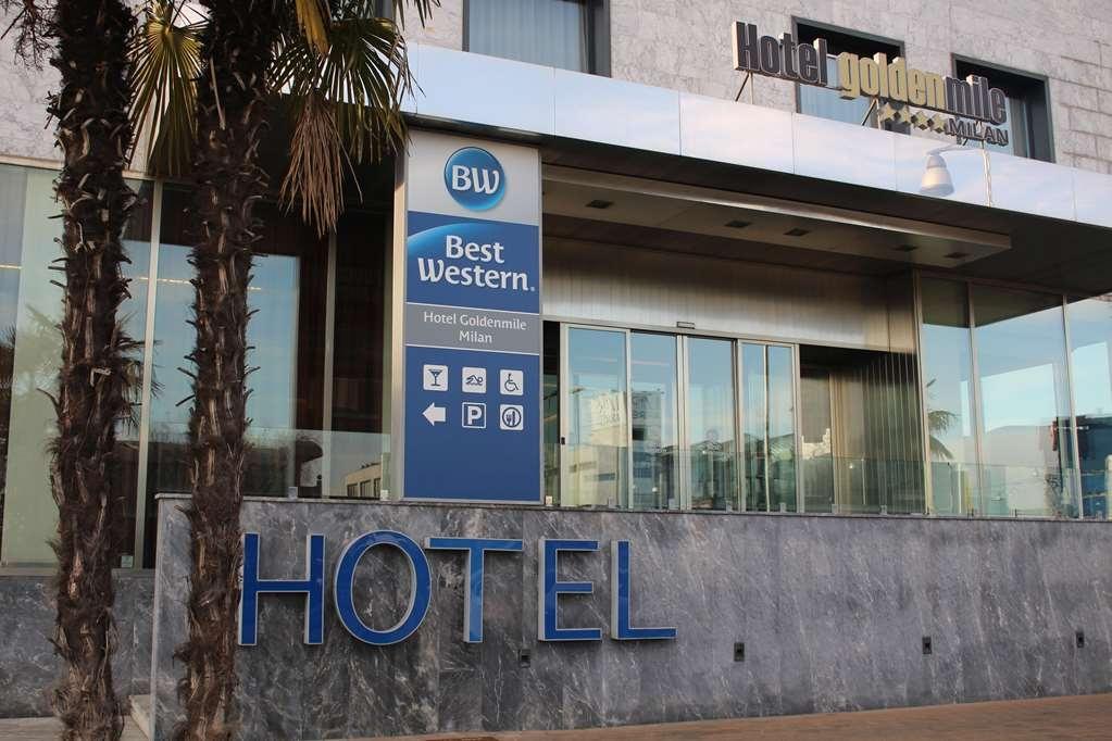 Best Western Hotel Goldenmile Milan - Facciata dell'albergo