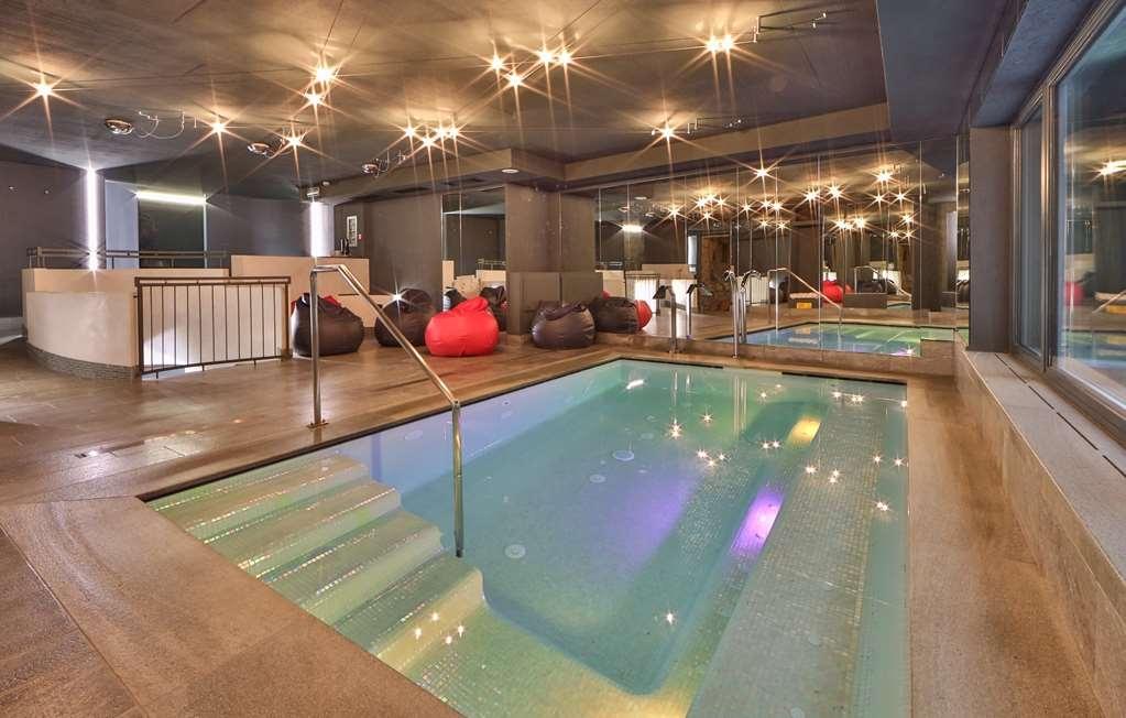 Best Western Plus Hotel Alla Posta - Área de bienestar
