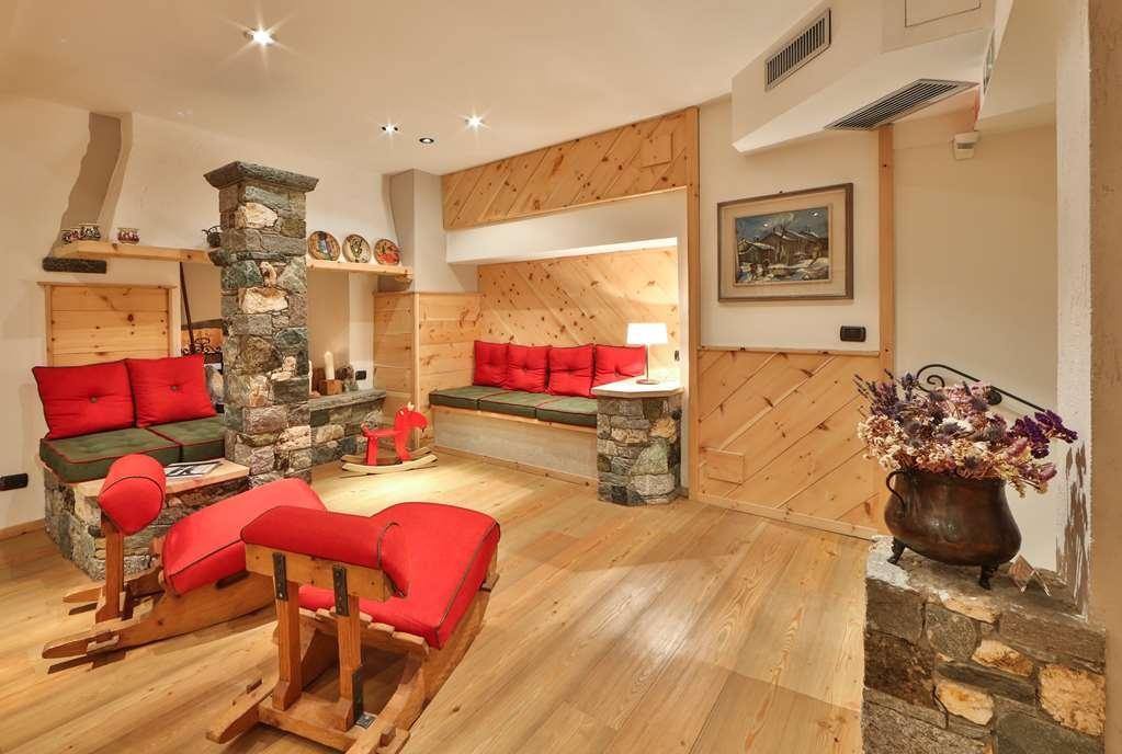 Best Western Plus Hotel Alla Posta - Fire place
