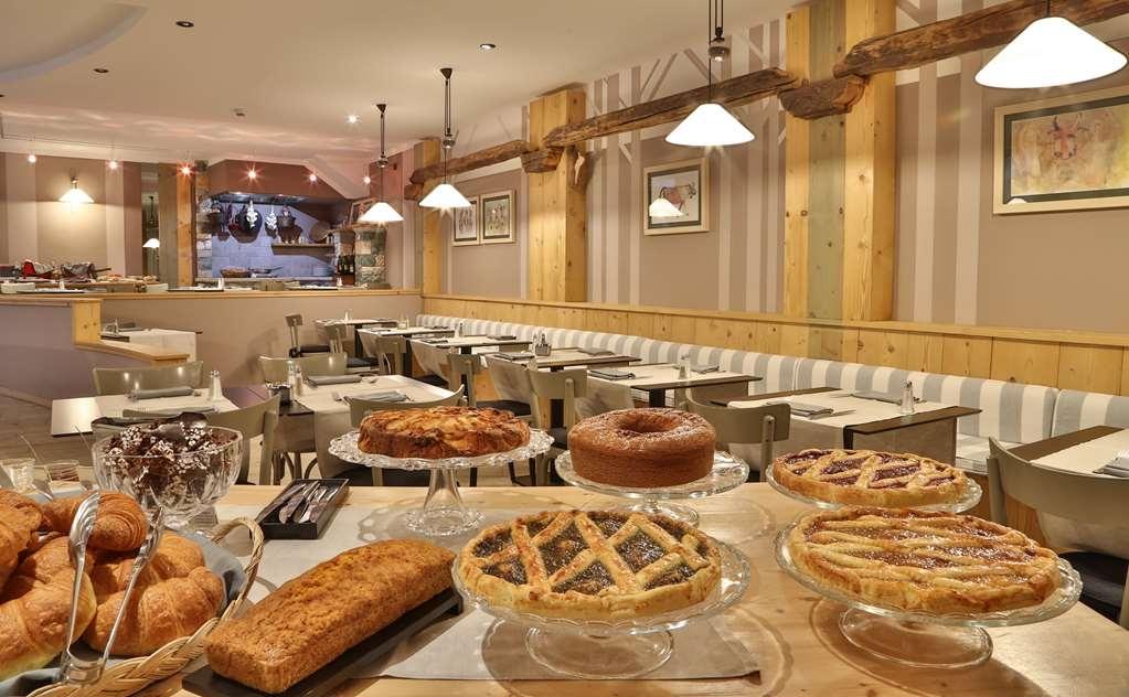 Best Western Plus Hotel Alla Posta - Restaurant / Gastronomie