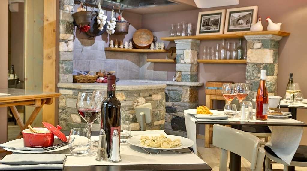 Best Western Plus Hotel Alla Posta - Restaurant