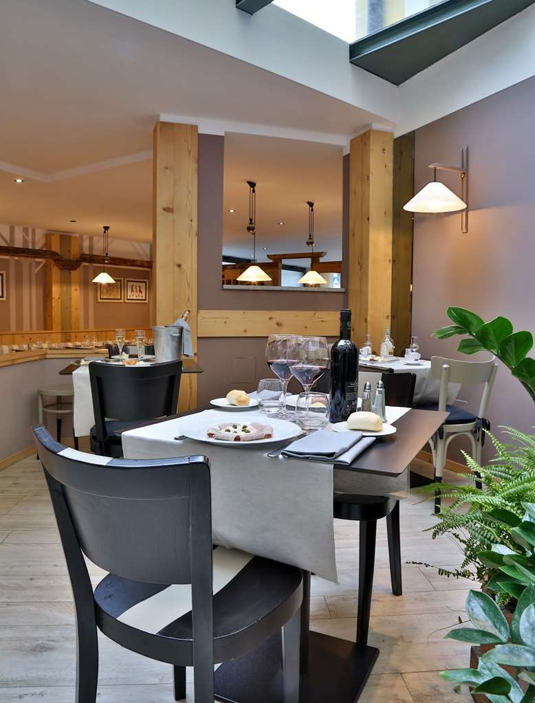 Best Western Plus Hotel Alla Posta - Restaurant - detail