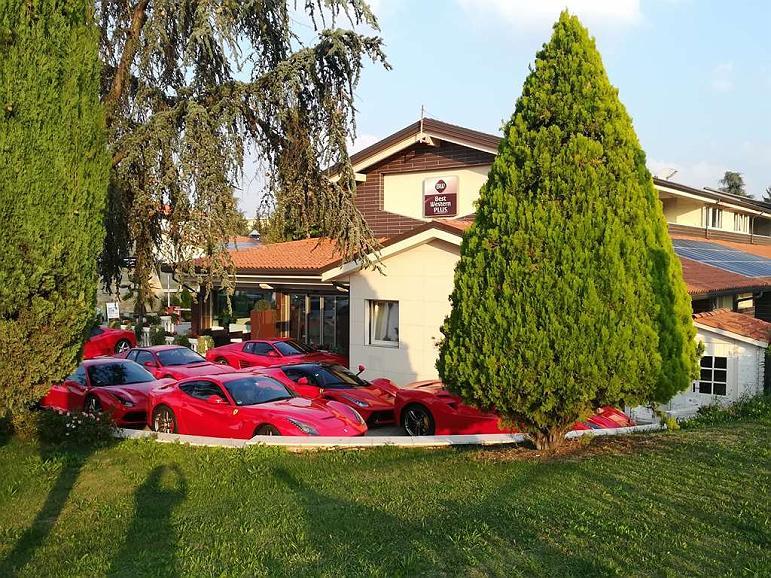 Best Western Plus Hotel Modena Resort - Vista exterior