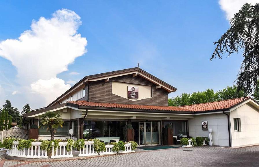 Best Western Plus Hotel Modena Resort - Vista esterna