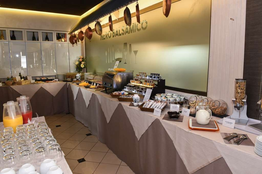 Best Western Plus Hotel Modena Resort - Area colazione